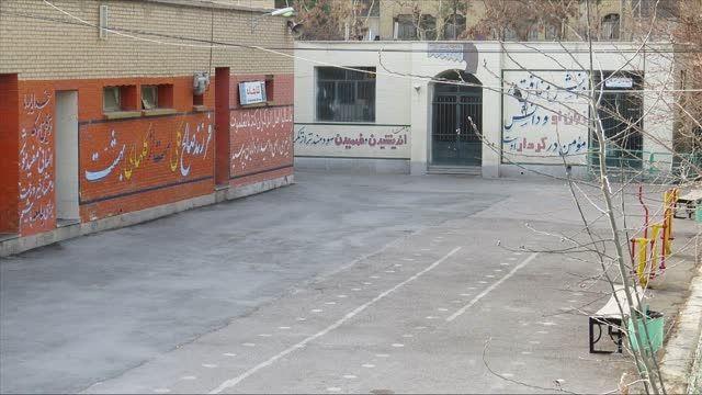 معرفی دبیرستان شهید خرازی در قالب تصویر