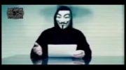 تهدید 5 هکر از کشور های مختلف به چند سازمان
