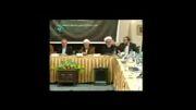 انتقاد از هاشمی در حضور وی