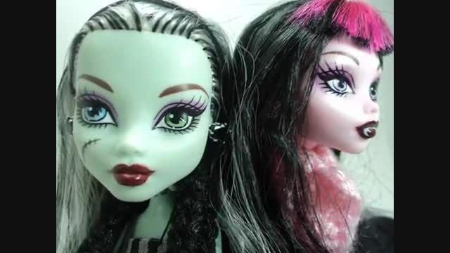 موزیک ویدئوی عروسکی مانسترهای عروسکی ! عروسکیییییییییی!