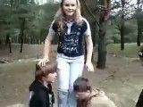 دختر خانوم و پسرهای دیوانه