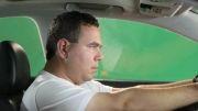 آموزش حذف پرده کروماکی(پرده سبز یا آبی) و ماشین سواری ! افتر افکت