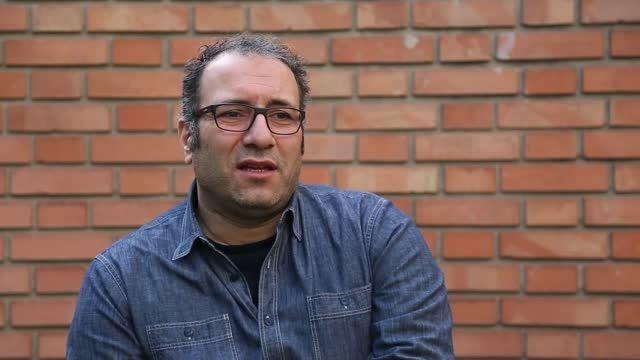 نگاه متفاوت میرکریمی به شهر تهران