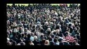 فیلمی کوتاه از مراسم تشییع پیکر مطهر حضرت آیت الله سید مجتبی موسوی لاری