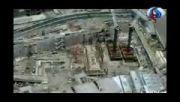 بازسازی جنجالی ترین برج جهان در 90 ثانیه!