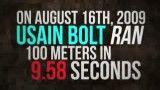 سارا، سریعترین دونده روی زمین