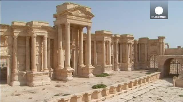 داعش مدیر منطقه باستانی پالمیرا را گردن زد