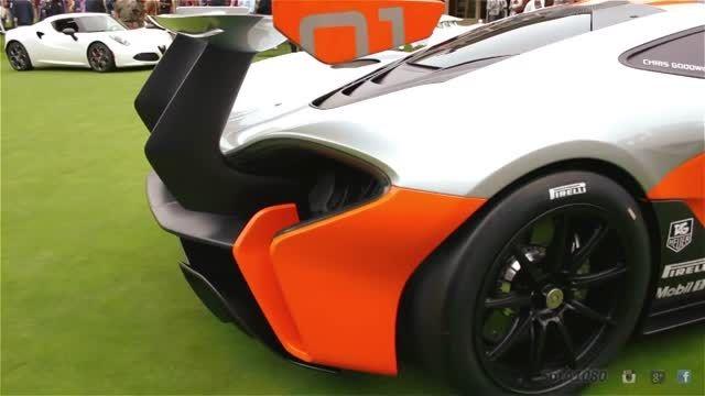 رونمایی یکی از روئیایی ترین خودروهای جهان