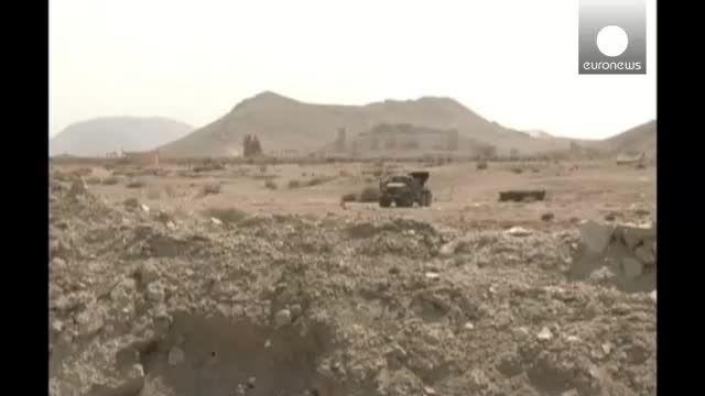 داعش پالمیرا را تصرف کرد