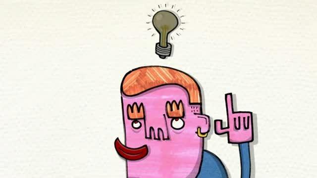انیمیشن نشان دهنده عواقب خرید و فروش مواد مخدر
