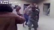 شکنجه سرباز افغان بدست طالبان وهابی
