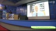 ارتباط  ویدئو کنفرانس  با دانشگاه ویرجینیا امریکا