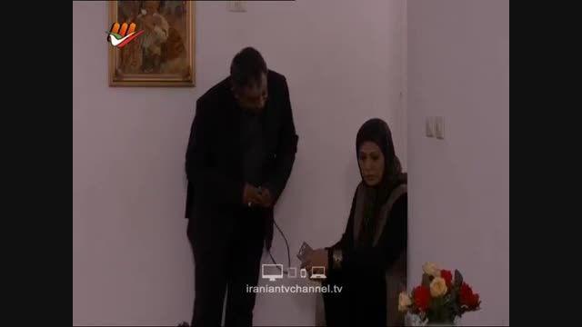 سریال تنهایی لیلا - قسمت3
