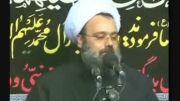 سخنرانی دندان شکن دانشمند درباره سردار سلیمانی