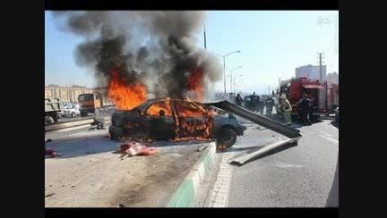 دختران 18 ساله ای که در آتش سوختند ....