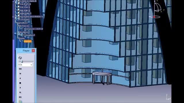 معماری با کتیا-Catia Architecture