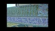 غبار روبی ضریح مطهر امامزاده عبداله - داقداق آباد - داوه
