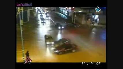 تصاویر دلخراش از تصادفات رانندگی در ایران