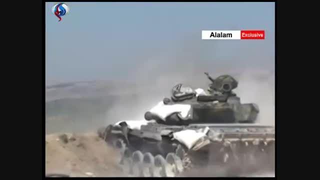 """تصاویر اختصاصی از نبرد در """"جسر الشغور"""" سوریه"""