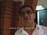 بابک جهانبخش- مصاحبه با موسیقی ما(خواهش بابک از هوادارانش)