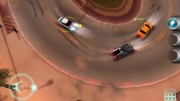 بازی ماشین سواری Blur Overdrive اندروید