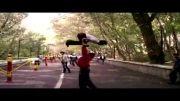 حرفه ای ترین گروه پاركور ایران در مدرن ترین شهر ایران(تبریز)