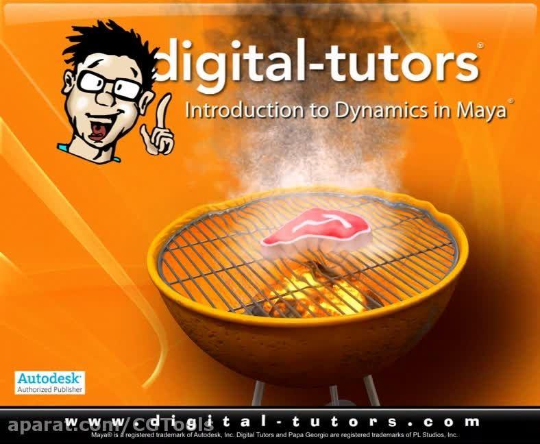 Digital Tutors - Introduction to Dynamics in Maya 2007