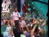 میلاد حضرت زهرا در امام زاده علی اکبر اجرا شده توسط محمود کریمی 90