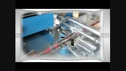 دستگاه بندی قطعات, بسته بندی لبگیر قلیان, بسته بندی تکی