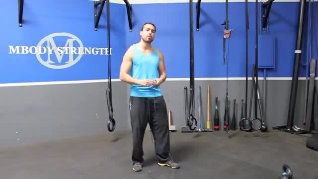 آموزش کامل حرکت ورزشی طناب زنی