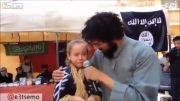 فرماندهی داعشی و جهاد نکاح با دختر بچه ی ارمنی