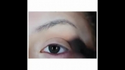 آموزش آرایش چشم آسان و زیبا