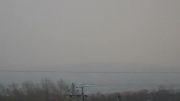 آلودگی هوای شهر لواسان