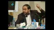 انتقاد دکتر رحیم پور ازغدی در جلوی هاشمی رفسنجانی