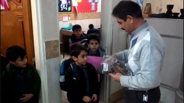 روز دانش آموز و هدیه به دانش آموزان