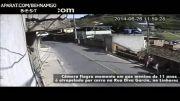 تصادف دختر 11 ساله.دلخراش..