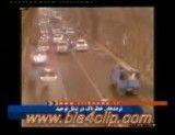 تصادفات تونل توحید تهران