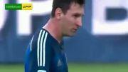 باز هم مسی در جریان بازی دچار حالت تهوع شد