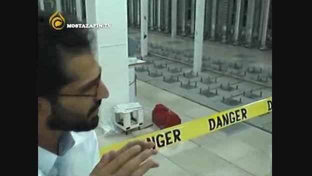 فیلم منتشر نشده از شهید احمدی روشن