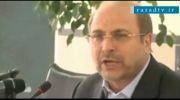 قالیباف: هاشمی رفسنجانی به وصیت امام عمل نمی کند