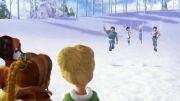 برف بازی پری ها (بیشتر شبیه جنگ جهانی می مونه)