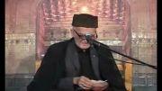 مرحوم حاج حسن کوچک زاده در بیت آیت الله وحید خراسانی