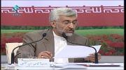 نقد برنامه های سیاست داخلی و خارجی حسن روحانی از زبان جلیلی