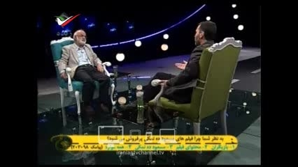 سوال فریدون جیرانی از مسعود ده نمکی