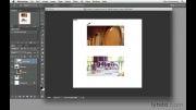 استفاده از ابزار Slice در فتوشاپ برای طراحی وب سایت