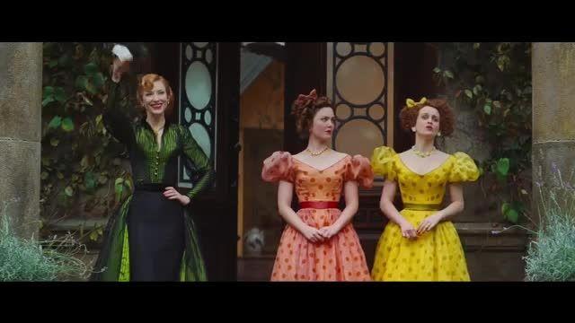 تریلر فیلم Cinderella