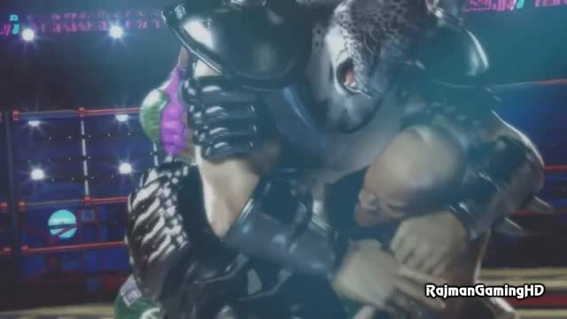 Tekken Tag Tournament 2 Armor King Ending
