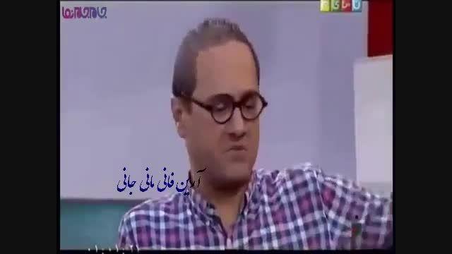 جناب خان در خندوانه «کلاس بافتنی»