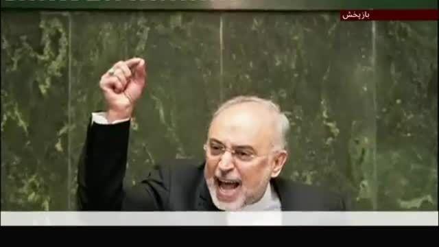 تهدید دکتر صالحی توسط شکست خورده ها
