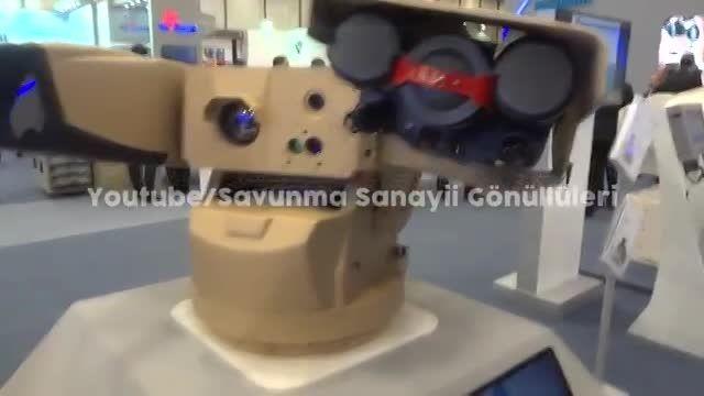 پلت فرم جدید پرتابگر موشک Igla مجهز به سلاح لیزری